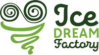 Ice Dream Factory Gelati Logo